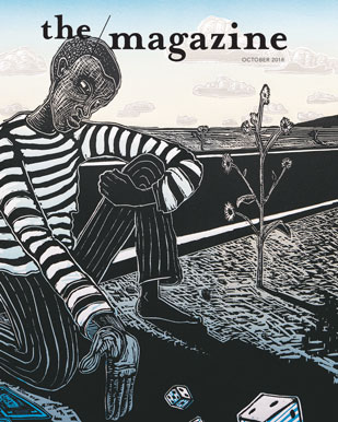 Karsten Creightney, THE magazine